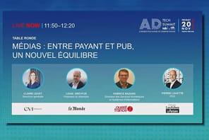 Adtech Summit: les médias, entre pub et payant, un nouvel équilibre