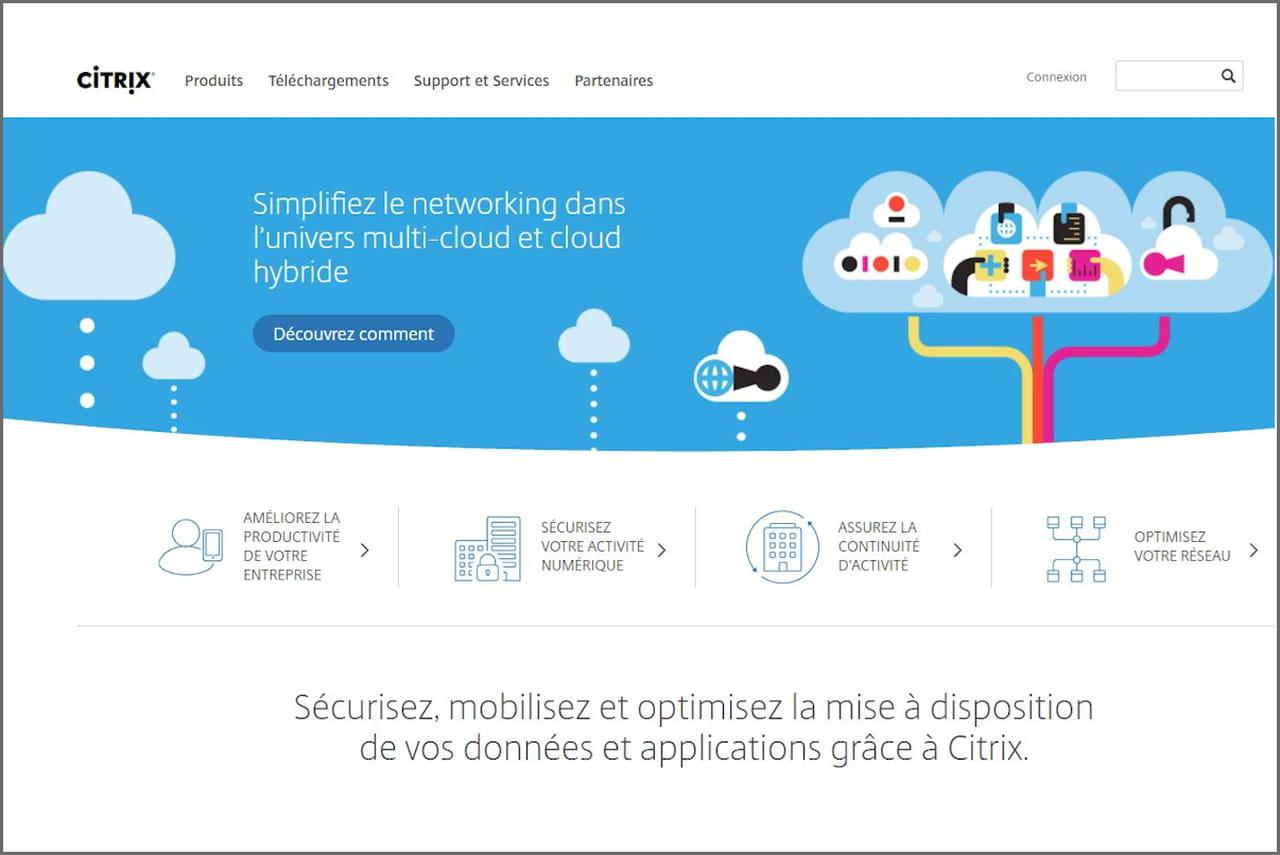 Citrix Absorbe Le Français Cedexis L Aiguilleur Du Net
