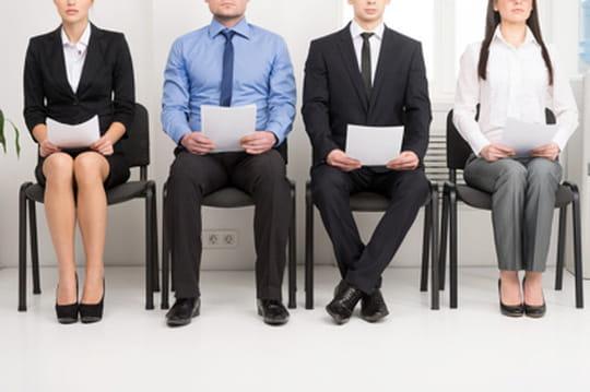 Entretien d'embauche bizarre