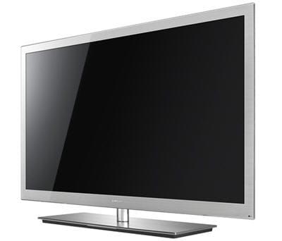 une grande leçon de design par samsung sur son nouveau haut de gamme led9000