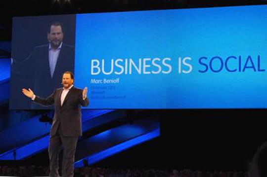 Trimestriels: Salesforce creuse ses pertes, et augmente son chiffre d'affaires
