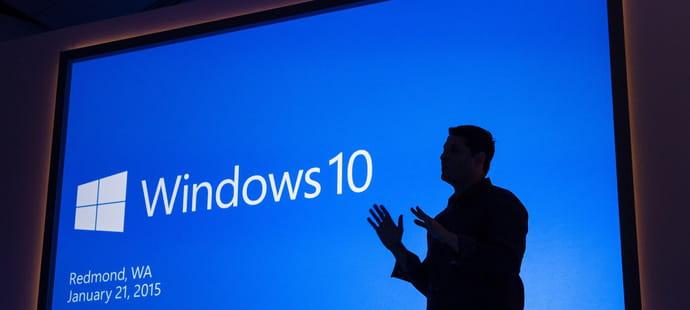 Windows 10: nouvelle bêta pour la première mise à jour bi-annuelle