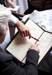 une distinction dans un guide dope le chiffre d'affaires d'un restaurant.