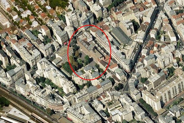 10e ex aequo : Lycée Sainte-Geneviève (Asnières-sur-Seine), 5352€ le m²