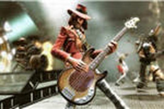 Guitar Hero 5 à l'assaut des charts