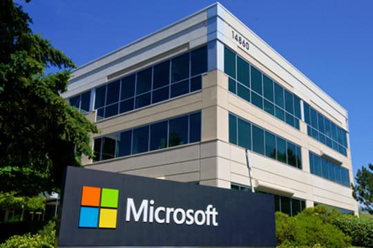 Microsoft: nombreux départs à la tête du groupe