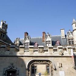 le musée du moyen-âge, à paris.