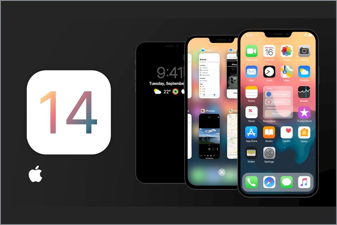 foto de iOS 14 : les fuites proviendraient d'un iPhone vendu illégalement