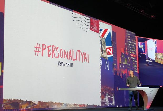 Cinquième sneak peek : Personality AI