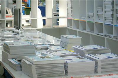 12 opérations successives sont nécessaires à la fabrication d'un livre