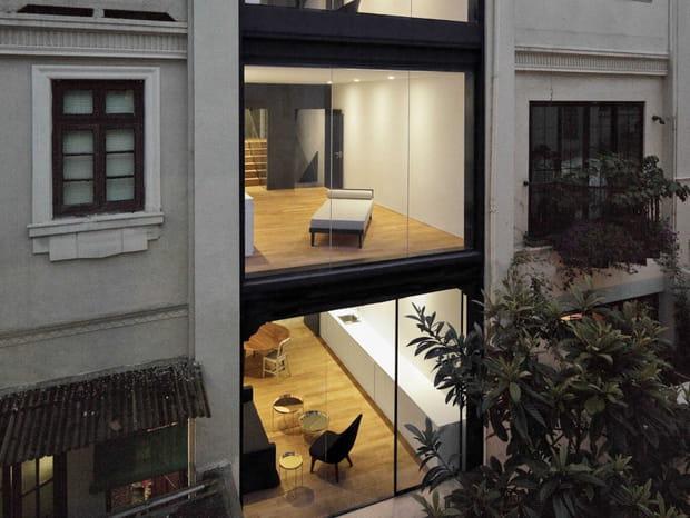 Meilleure construction contemporaine et vintage