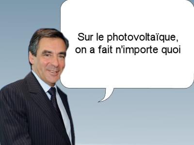 françois fillon, premier ministre français, le 8 avril 2011.