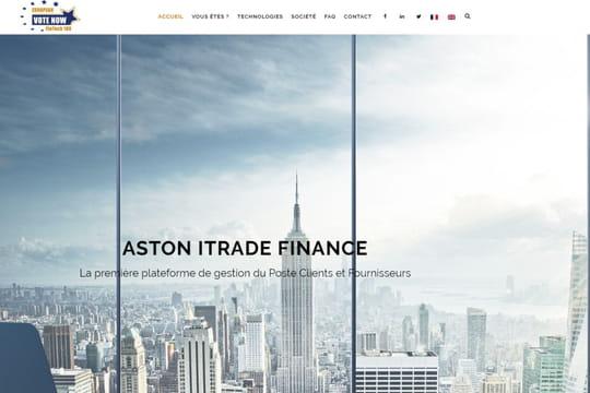 Exclusif: la fintech française Aston iTrade Finance lève 6millions d'euros