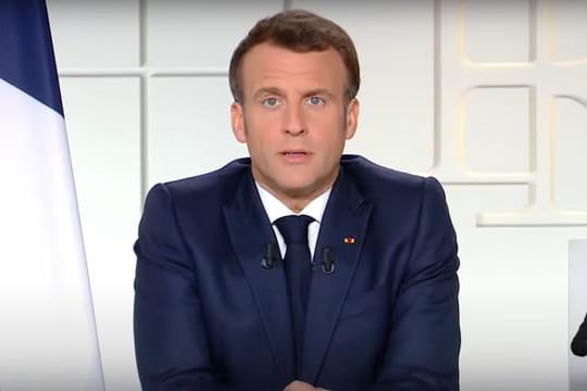 Discours de Macron: le confinement acté du 3avril au 2mai