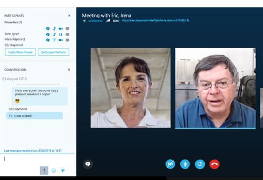 Microsoft commence à proposer Skype Meetings gratuitement