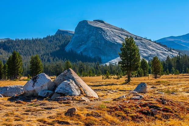 Le Pacific Crest National Scenic Trail, Etats-Unis