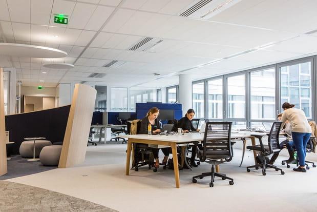 7 types de bureaux soffrent aux collaborateurs