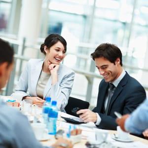 les séminaires permettent de découvrir ses collègues sous un jour nouveau.
