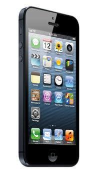 l'écran allongé de l'iphone 5 peut accueillir une5e rangée d'applications