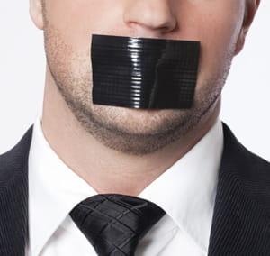 n'ayez pas peur d'ouvrir la bouche si nécessaire.