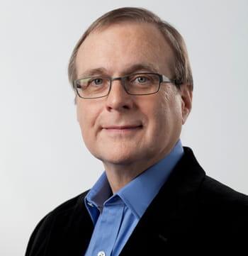 après avoir co-fondé puis quitté microsoft, paul allen en est resté actionnaire.