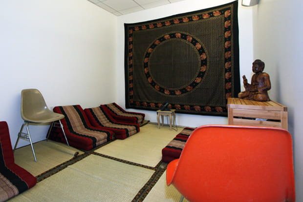 Peace room