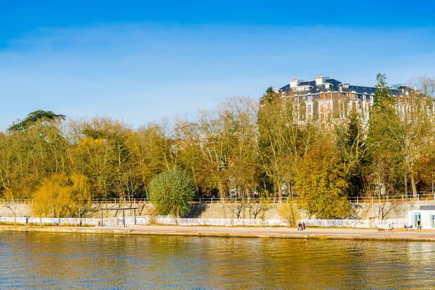 1re : Vichy (Allier), 82 mètres carrés de pouvoir d'achat