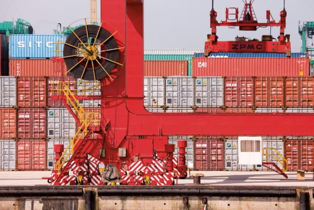 Manœuvres portuaires