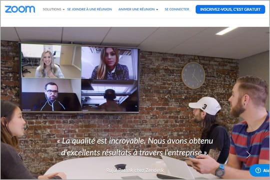 Zoom : l'application de visioconférence victime de failles critiques