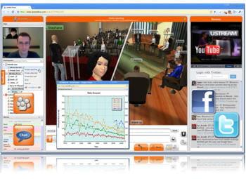 assemblive.com vise à rendre plus productifs les événements de groupe en ligne