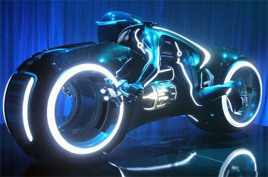 Tron Parker