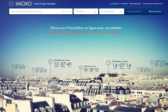 Confidentiel : Imoxo lève 540000euros pour commercialiser de l'immobilier aux enchères