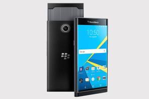 Lancé, le BlackBerry Priv ne convainc pas totalement les spécialistes