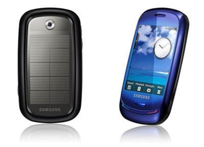un mobile à énergie solaire