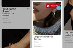 Pinterest lancera son offre publicitaire en France cet été