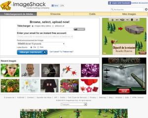 4ème : imageshack à 2,1 millions de vu