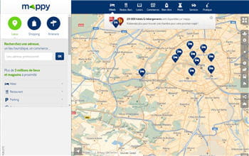 le site de mappy a été 2 fois 9e de notre classement mensuel de la webperf, sur