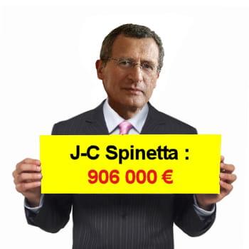 la valeur des actions air-france de jean-cyril spinetta a chuté de 59% depuis le
