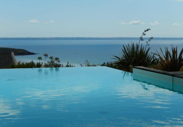 Une villa d'architecte face à l'océan