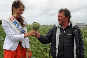 prince de bretagne est le premier producteur français de ce légume.