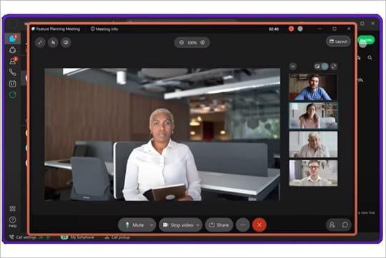 Cisco WebEx: l'application devisioconférence historique