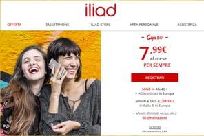 Comment Iliad a dynamité le marché du cellulaire italien