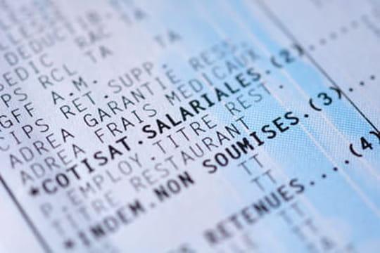 Charges sociales 2021: taux, calcul et cotisations