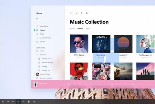 Windows 10: les premières images de la nouvelle interface Neon révélées