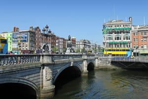 une vue d'irlande.