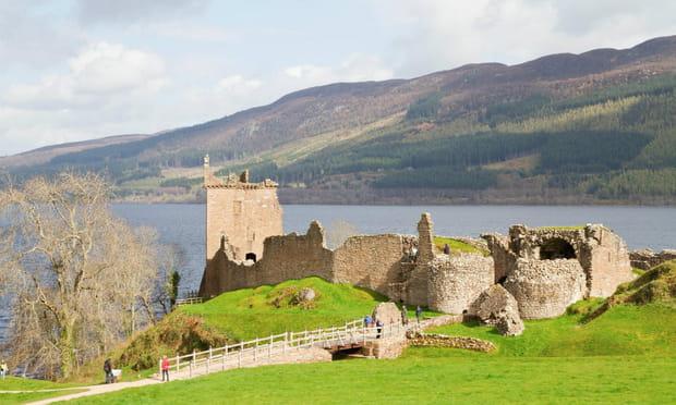 Inverness (Ecosse): highlandaise