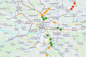 Immobilier: Parisiens, voici les quartiers où acheter près de votre lieu de travail