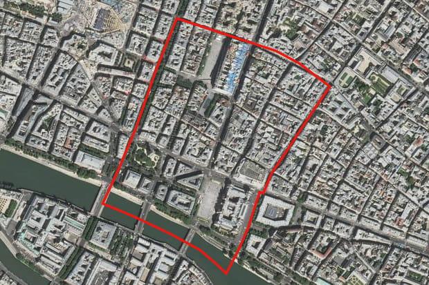 1er: Saint-Merri (4e arrondissement)
