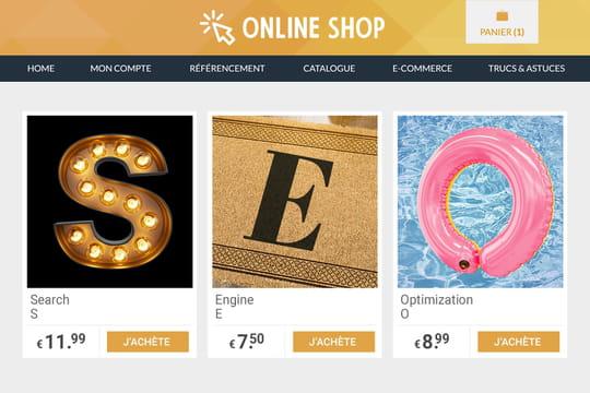 e-Commerce: gérez votre catalogue sans plomber votre SEO