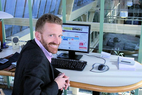 Pierre Kosciusko-Morizet, cofondateur et PDG